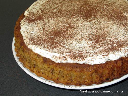 Пирог маскарпоне рецепты фото