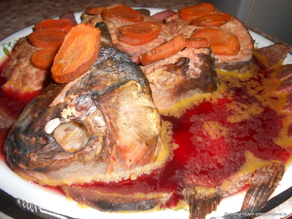 рыба фиш по еврейски рецепт с фото этом учебном