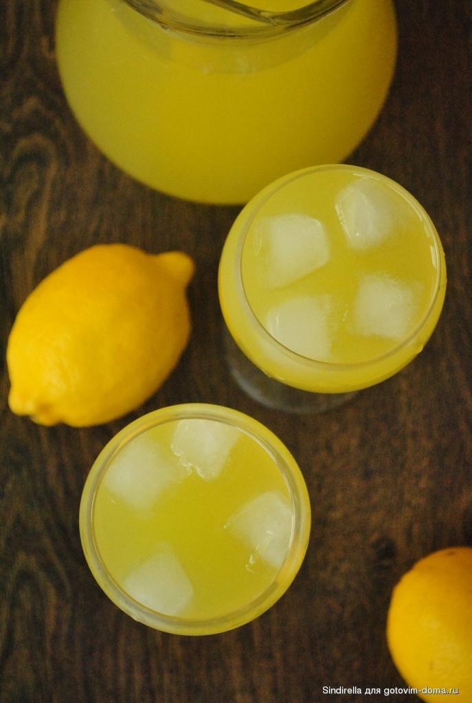 Напиток из замороженных апельсинов рецепт