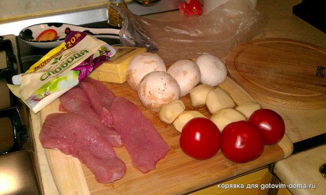 Чт приготовить вкусного на ужин