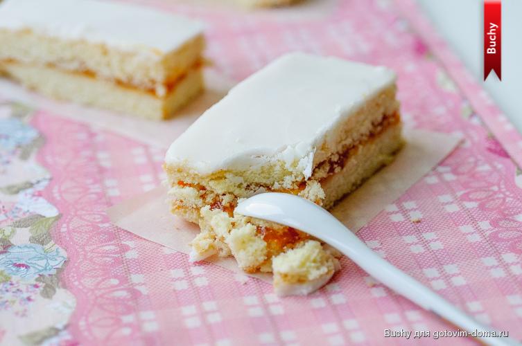 Пирожное школьное рецепт пошаговый