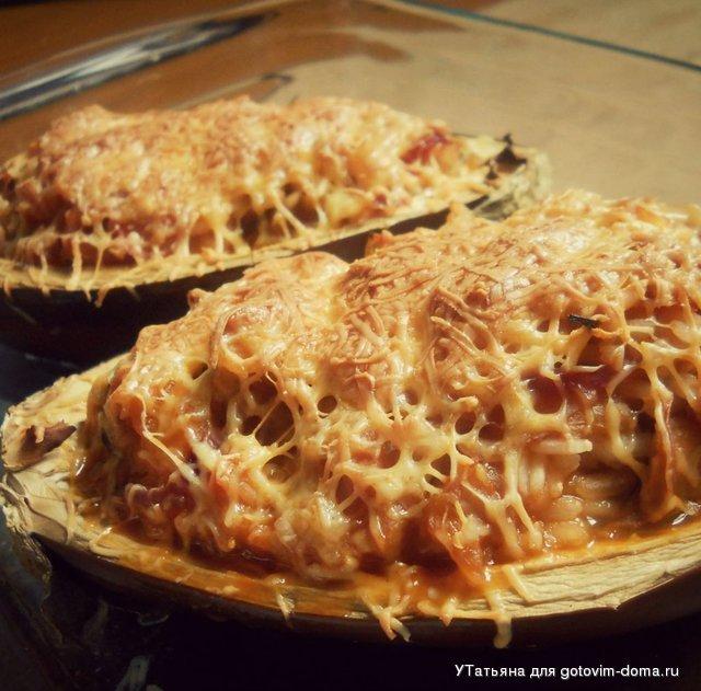 приготовление баклажанов и кабачков в духовке рецепты