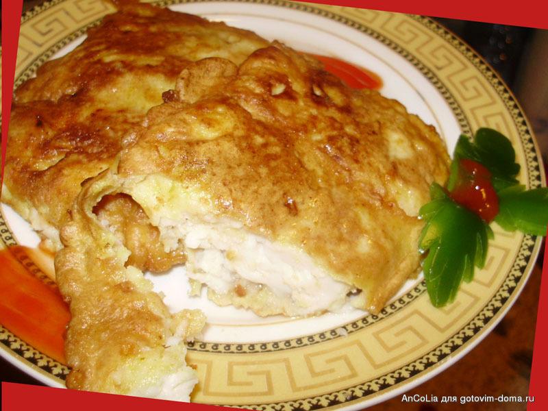 рецепт из филе пангасиуса