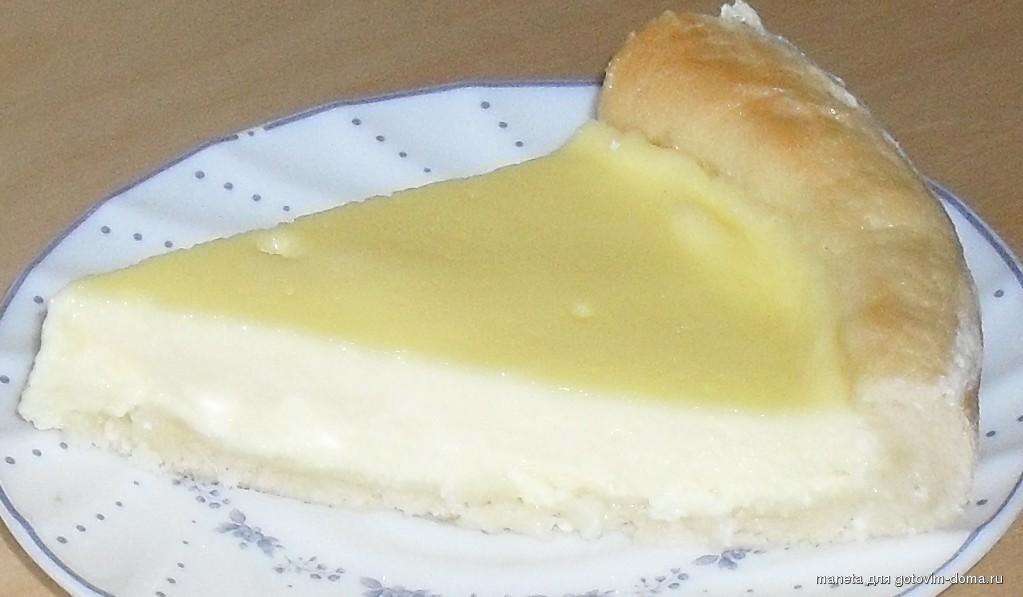 сметанник торт с желатином рецепт с фото