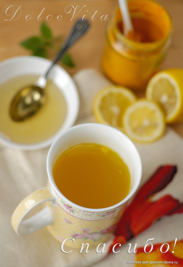 Варить имбирный чай