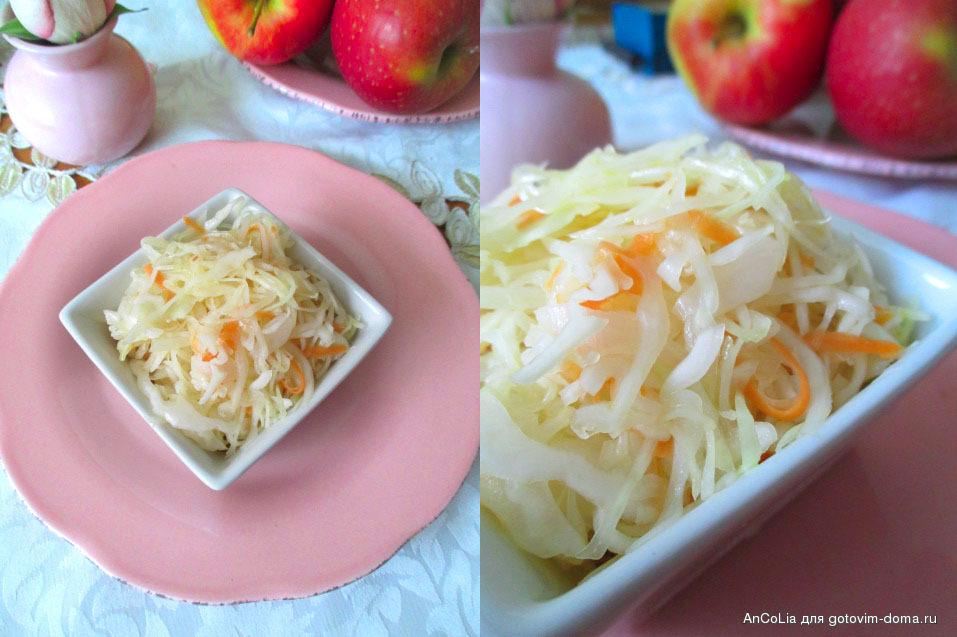 Как приготовить салат из капусты и куриного филе с кукурузой