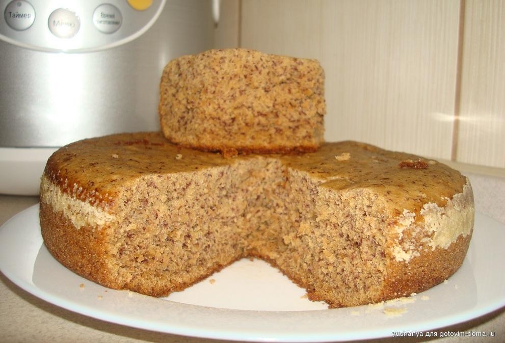 Легкие пироги в мультиварке