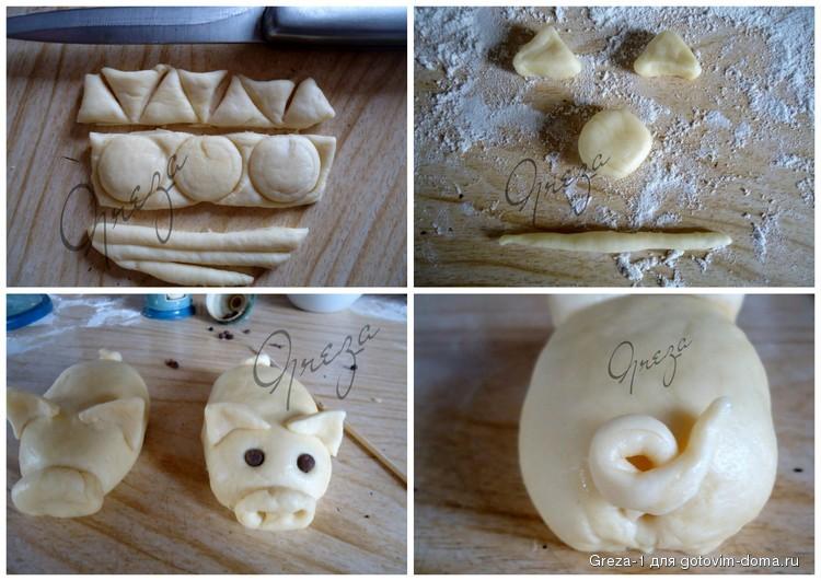 Тесто для булочек как сделать