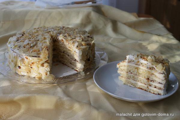 Желейного торта торт на кефире с фото