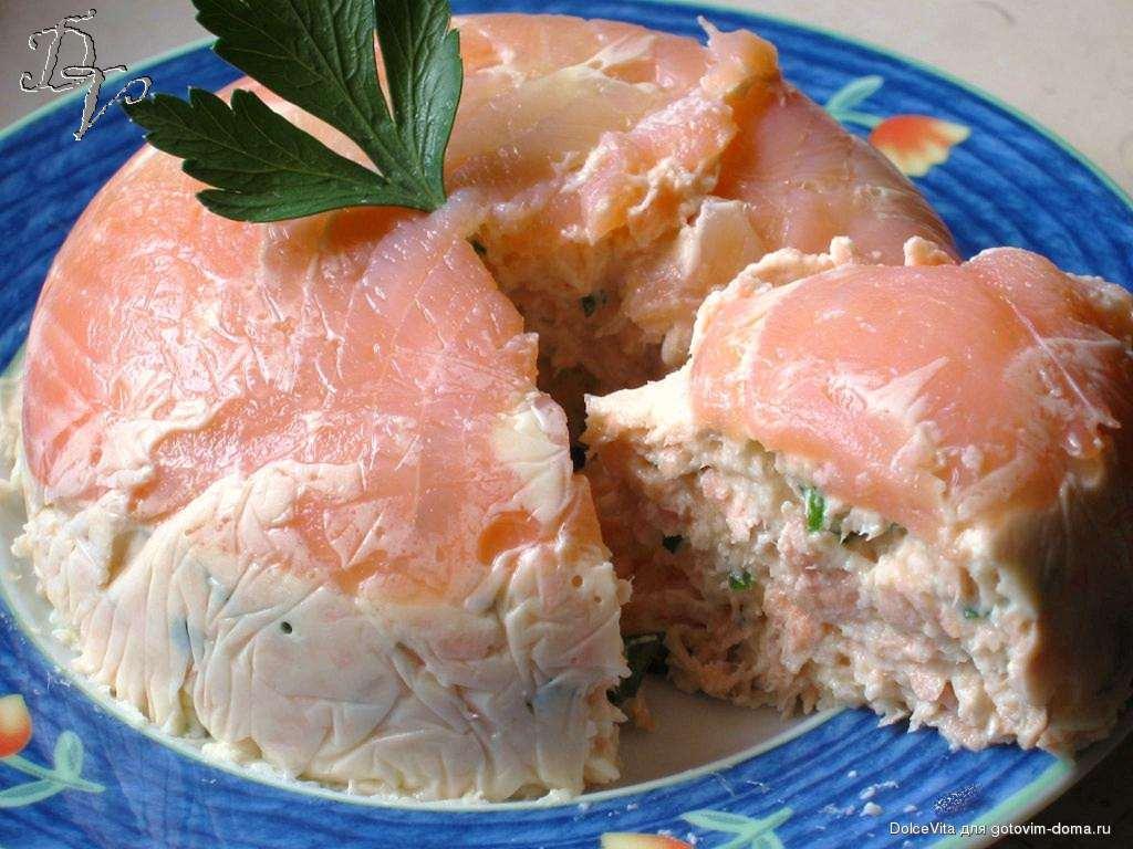 Рецепты из семги быстро и вкусно