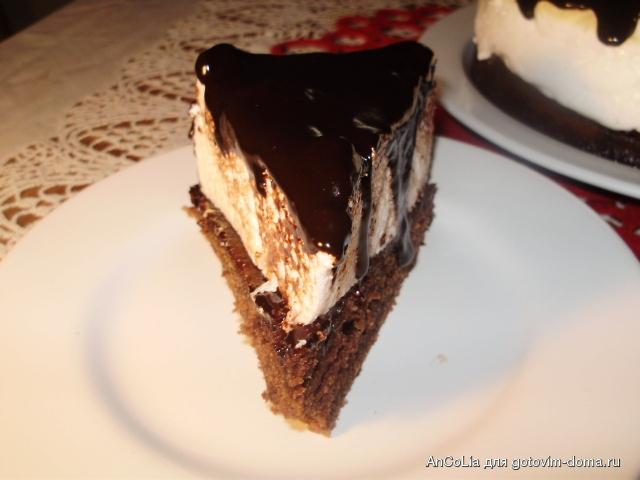 Рецепт торта улыбка негра с фото