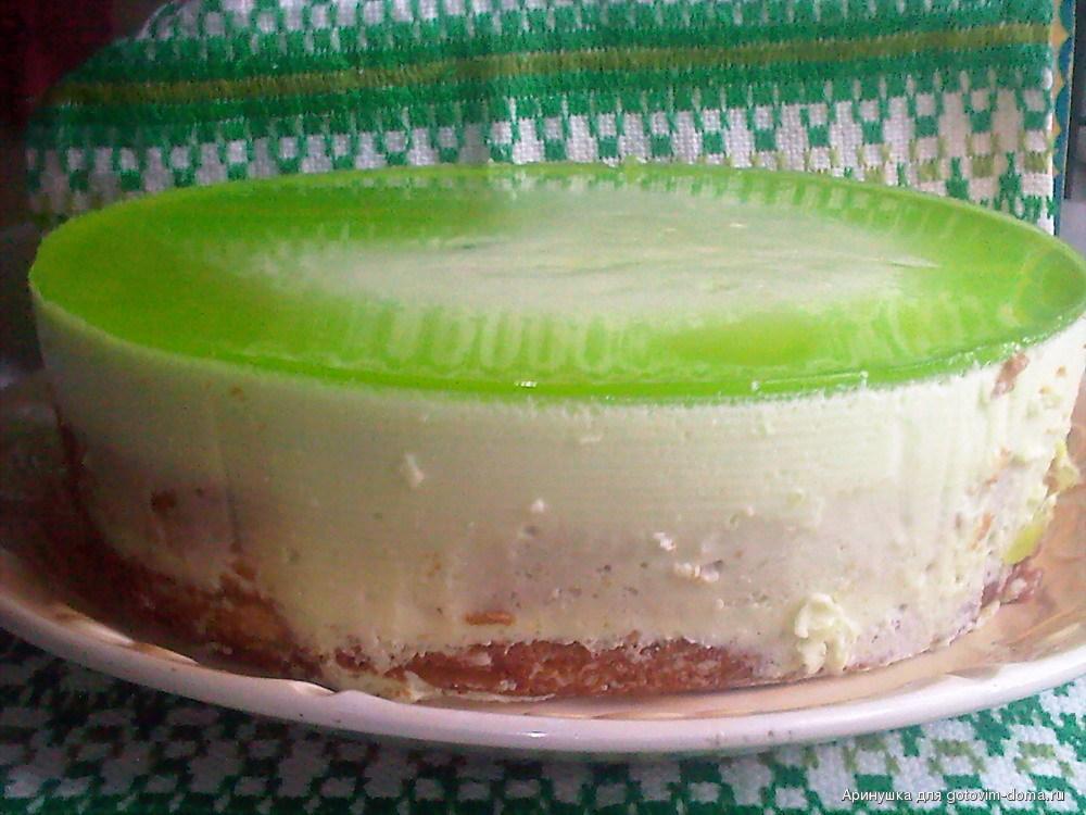 как приготовить торт шрек