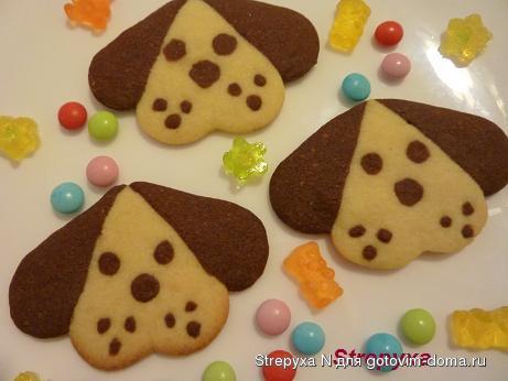 Как сделать печенье для детей до года