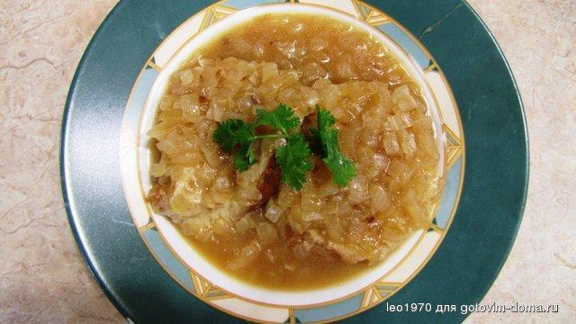 рецепт супа с тертым сыром