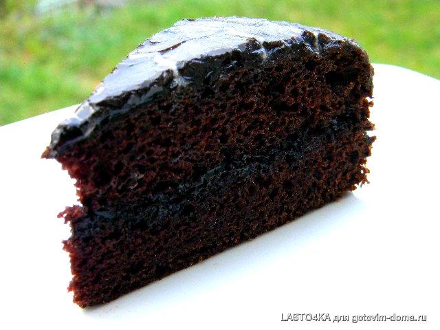 Торт негр рецепт фото