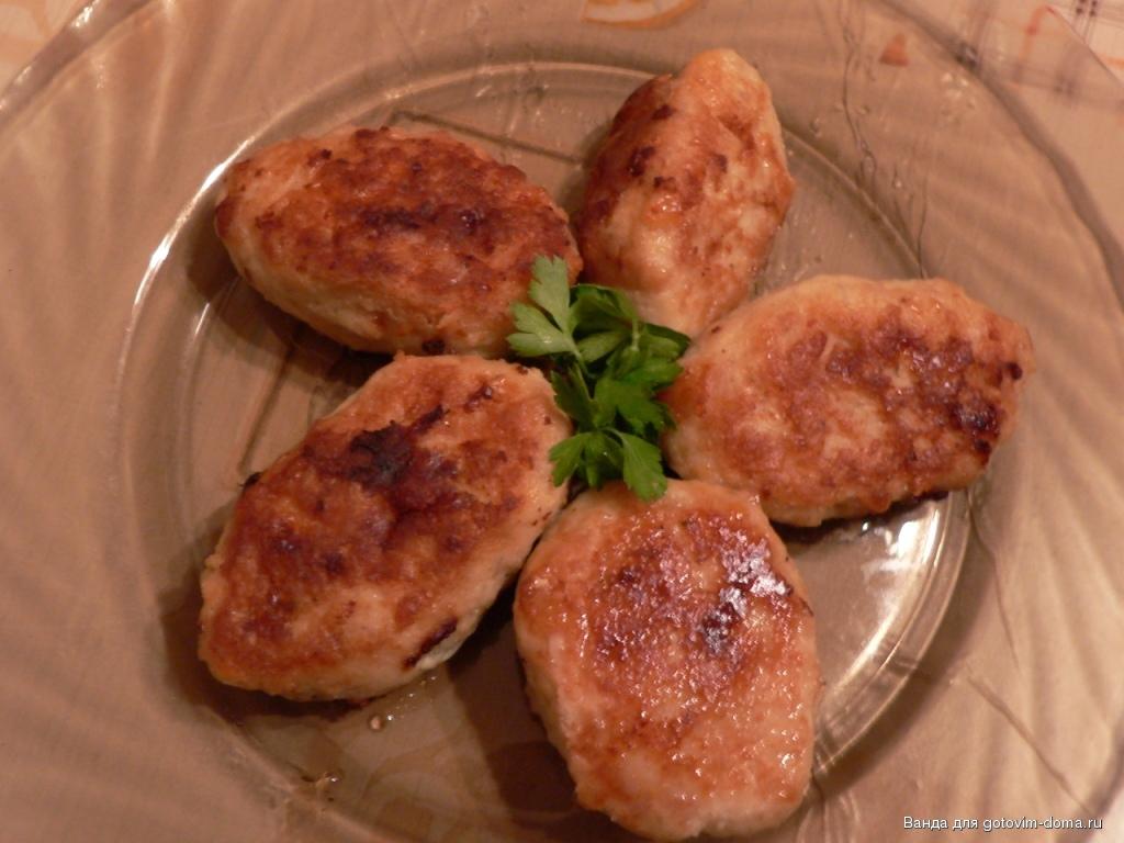 Что приготовить из куриного фаршаы с фото простые и вкусные