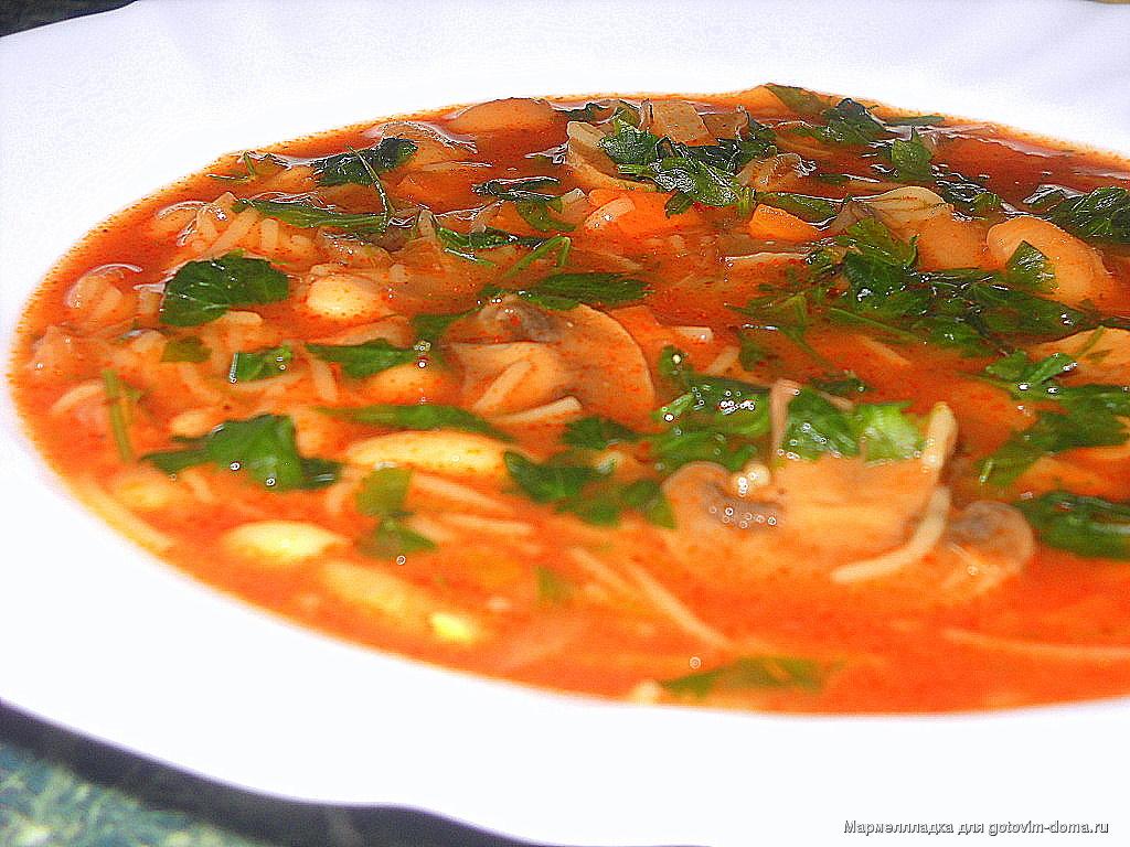 Супы, рецепты первых блюд - рецепты с фото на Повар.ру ...