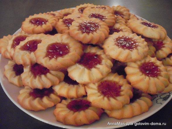 рецепт печенья курабье с фото