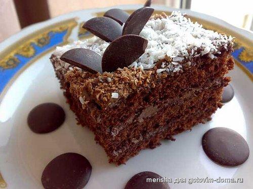торт маркиз рецепт