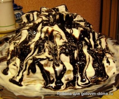арабские горы торт рецепт