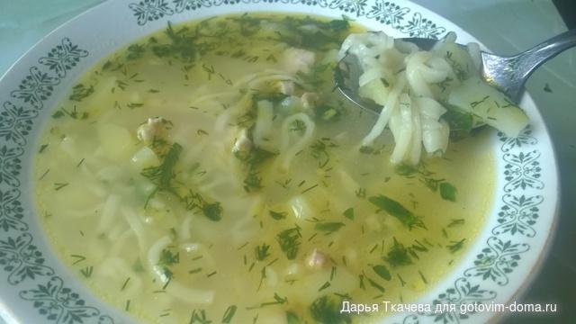Куриный суп, 265 рецептов, фото-рецепты / Готовим.РУ