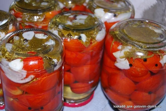 Помидоры на зиму: Заготовки из помидор на зиму - 1 1eda com