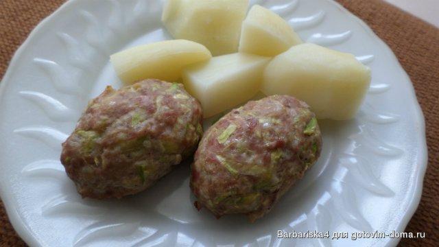 Диетические блюда из кабачков и баклажанов