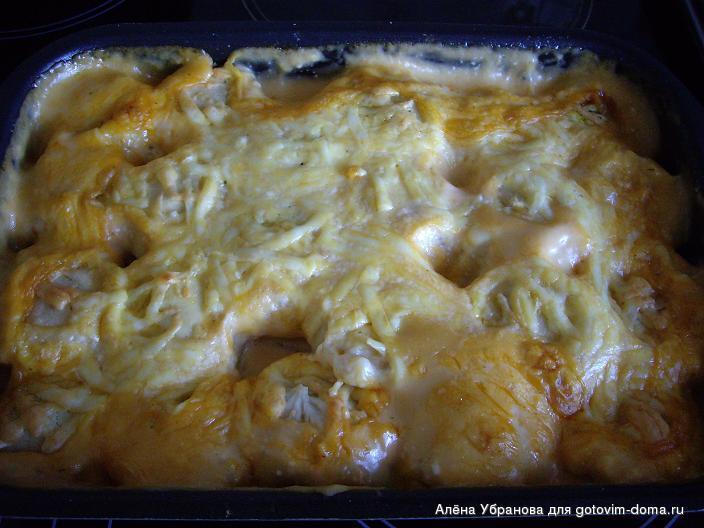 Пельмени в духовке с сыром и майонезом и помидорами рецепт с пошагово
