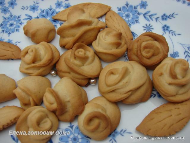 Что приготовить печенье из яиц муки и молока