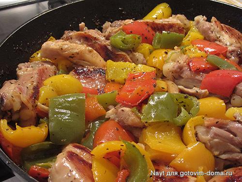 Быстрые блюда из куриного филе в духовке