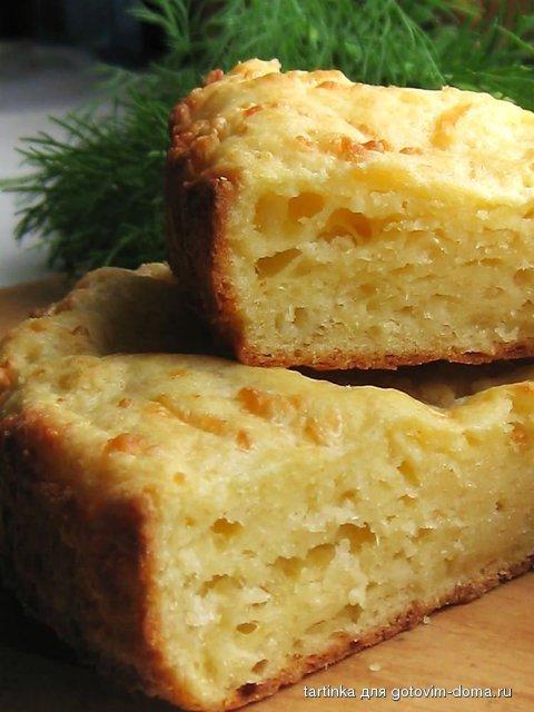 На мастер-класс по выпечке с сыром приходят за тиропитой или хачпури, а уходят с этим пирогом, настолько он замечательный.
