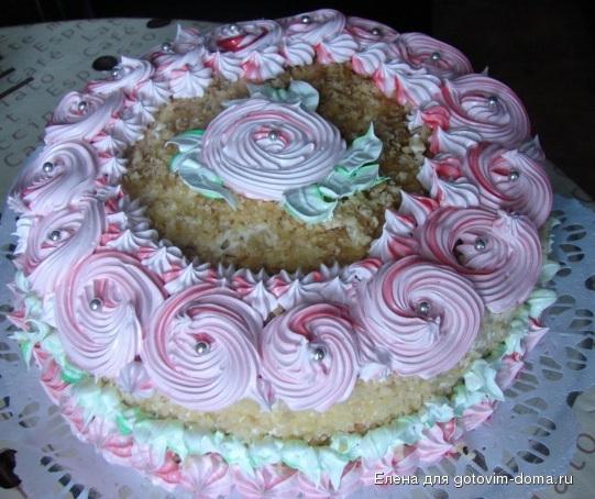 рецепт торт милой маме