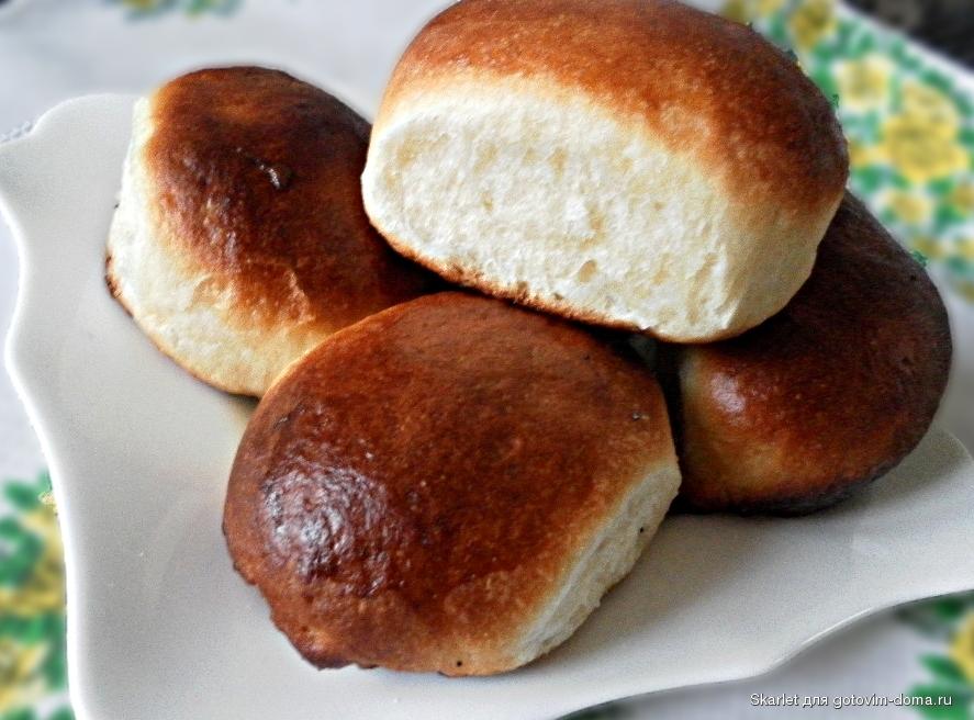 Рецепт теста для пирожков на маргарине