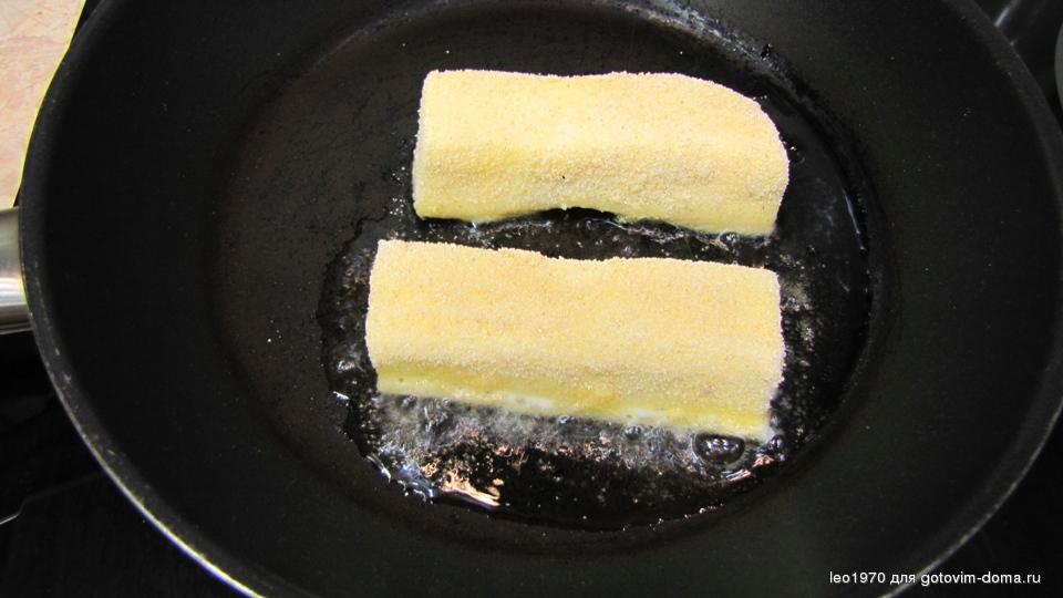 Как сделать из творога сыр на сковороде