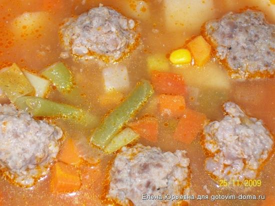 Как варить суп с щавелем и тушенкой
