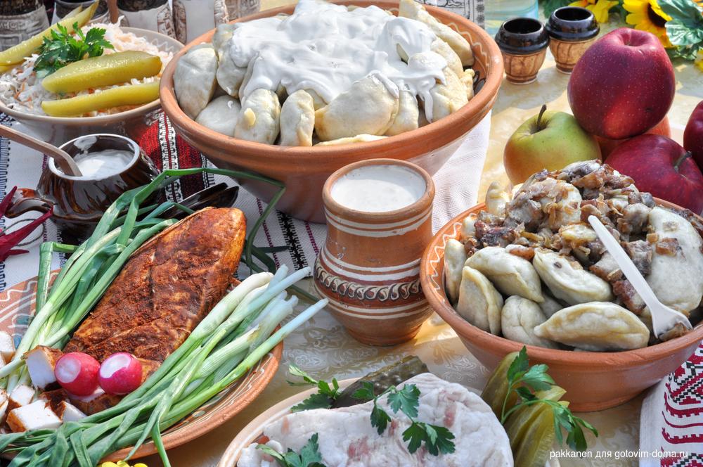 картинки с украинскими блюдами самая