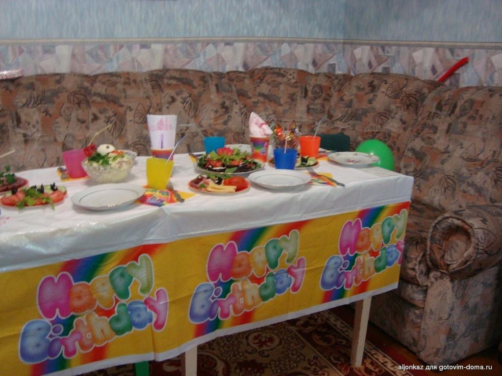 Торт на один годик., Фото моих тортов, domtorta.