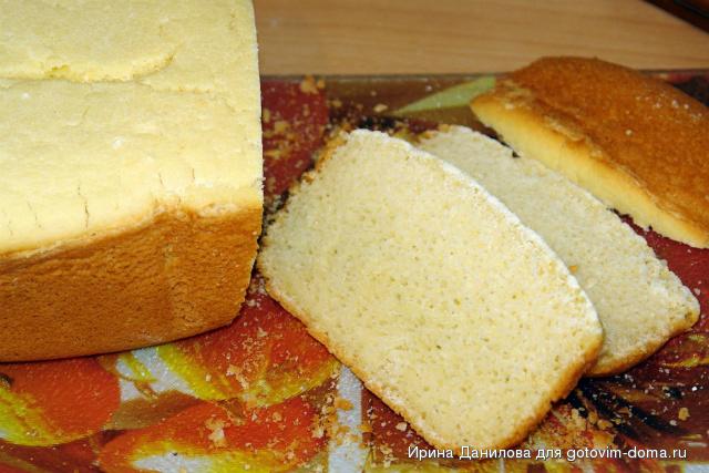 рецепты рисового хлеба для хлебопечки
