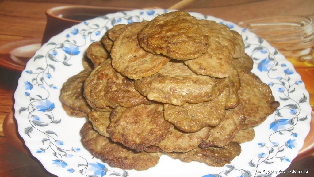 Оладушки из печени говяжьей рецепт очень вкусные