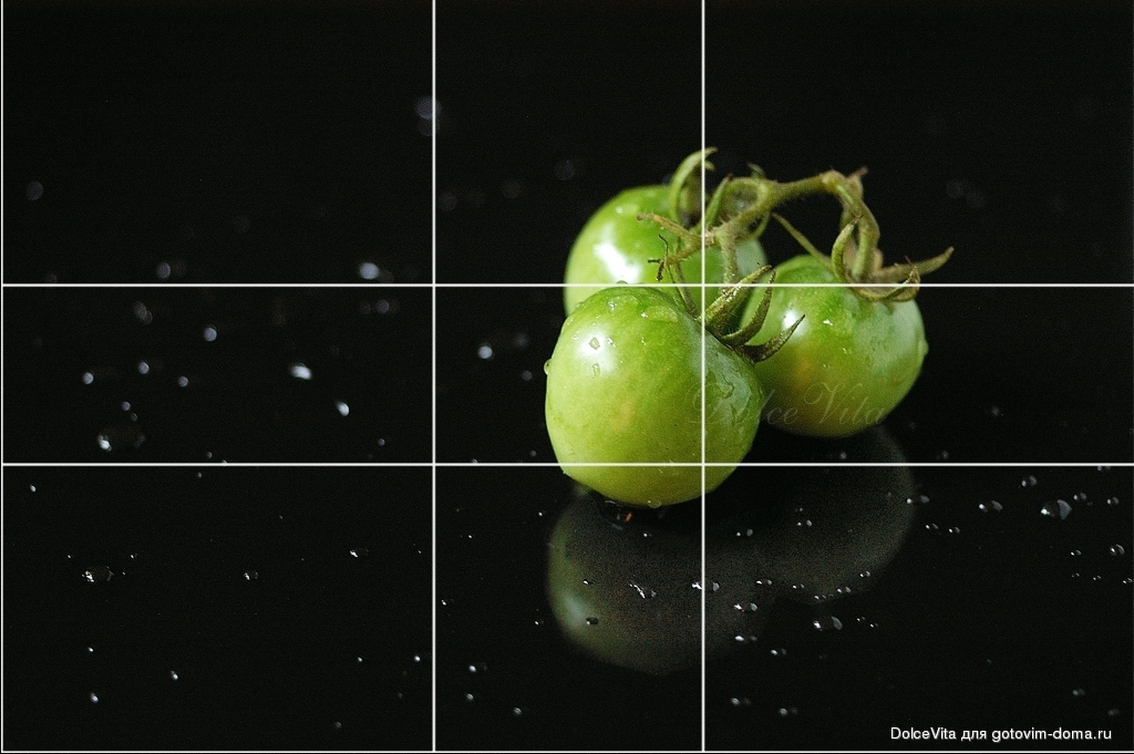 Как сделать фото по правилам композиции
