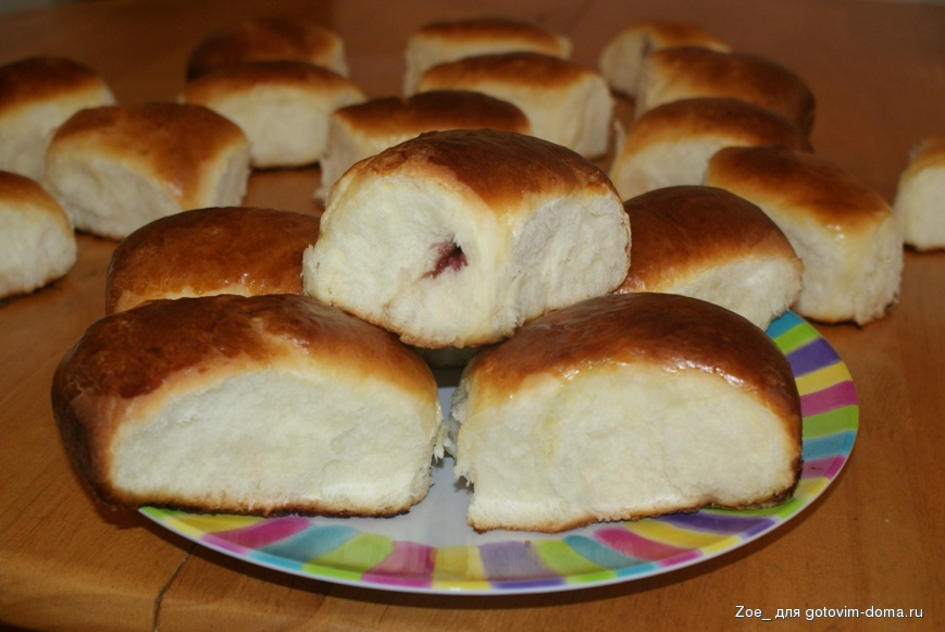 сдобные пирожки в духовке рецепт с фото