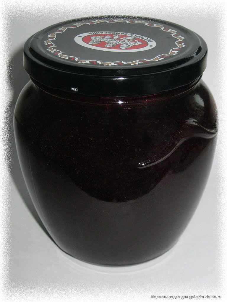 Варенье пятиминутка из чёрной смородины - YouTube