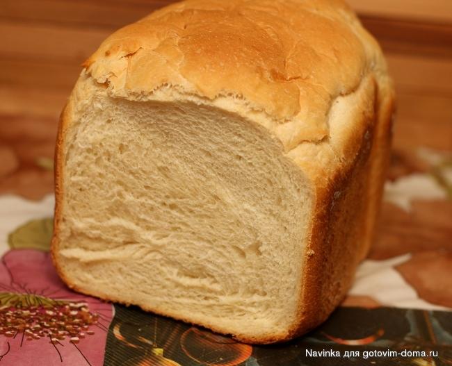 Как приготовить хлеб в хлебопечке рецепт
