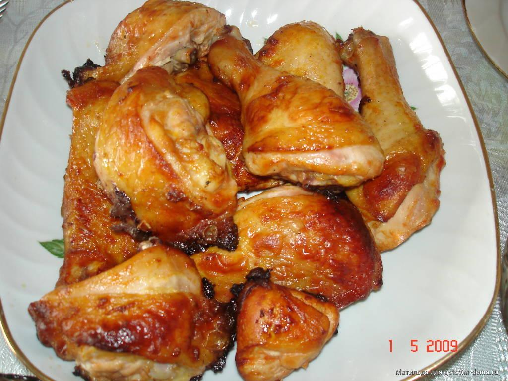Рецепты куриных ножек фото