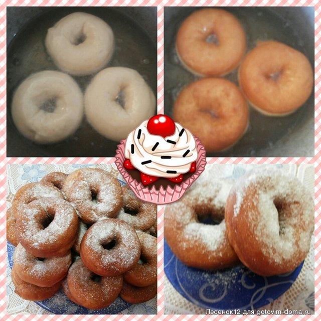 Пончики рецепт в хлебопечке фото