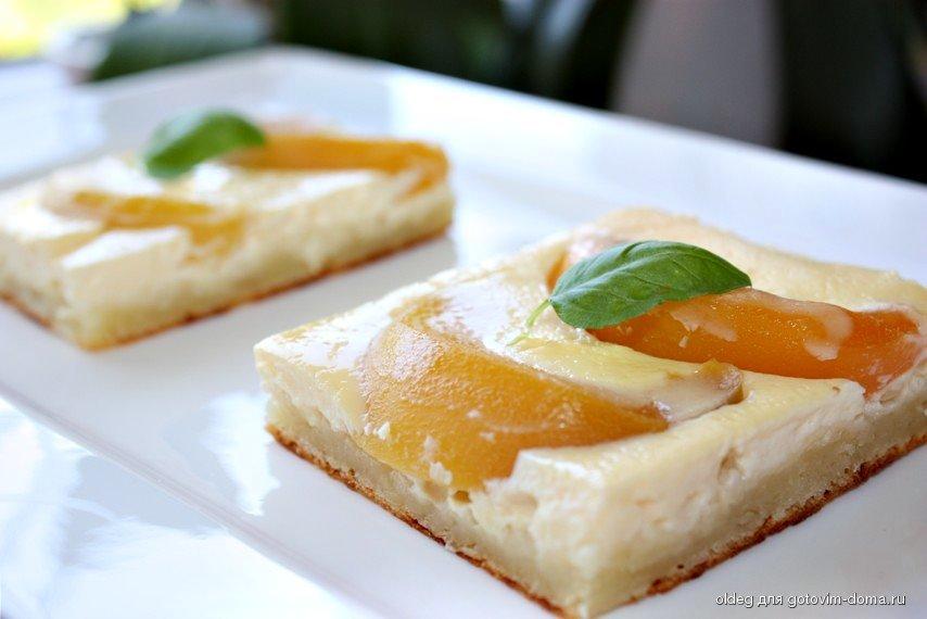 пирог со сметаной: