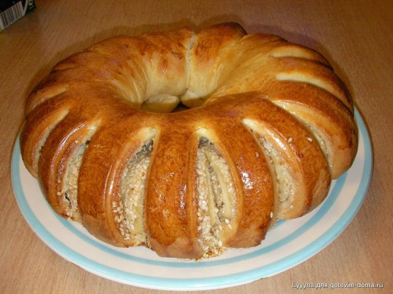 Сдобное дрожжевое тесто для пирога с яблоками рецепт