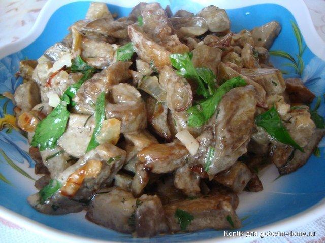 Баклажаны пожарить как грибы рецепты быстро и вкусно