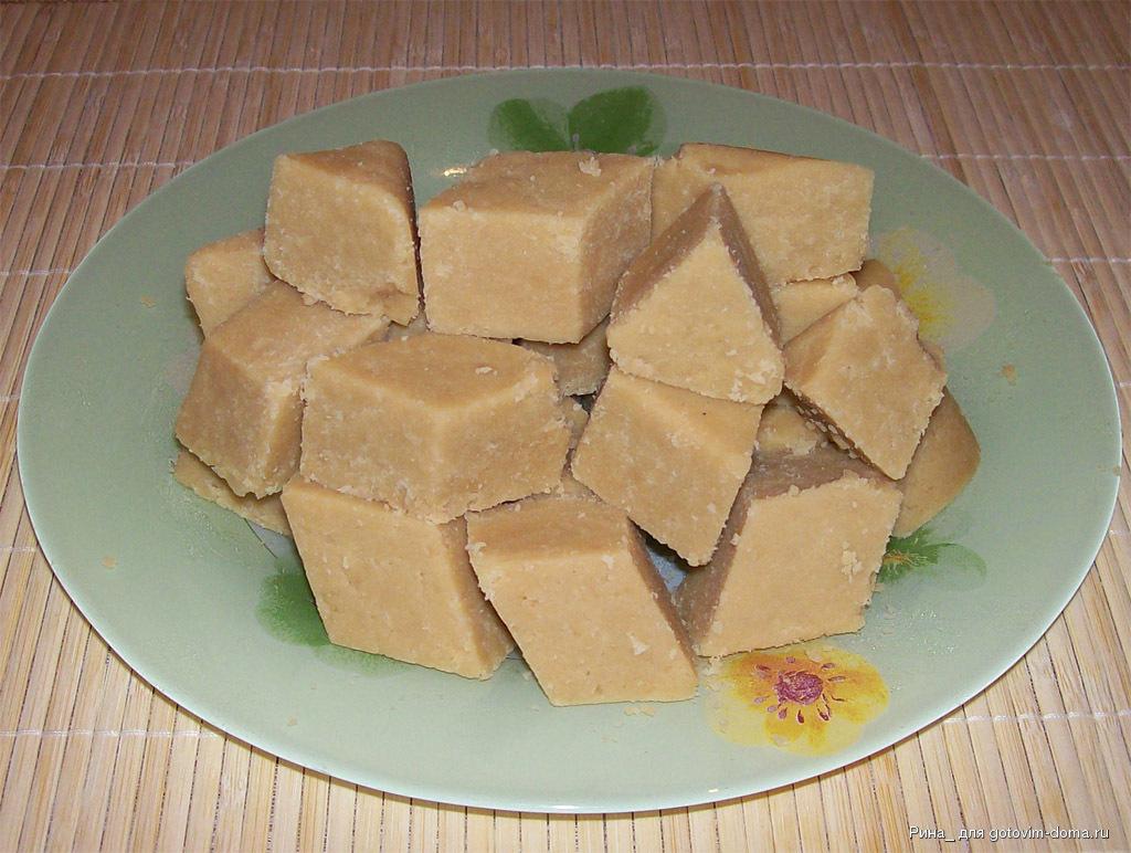 рецепты восточной халвы с фото