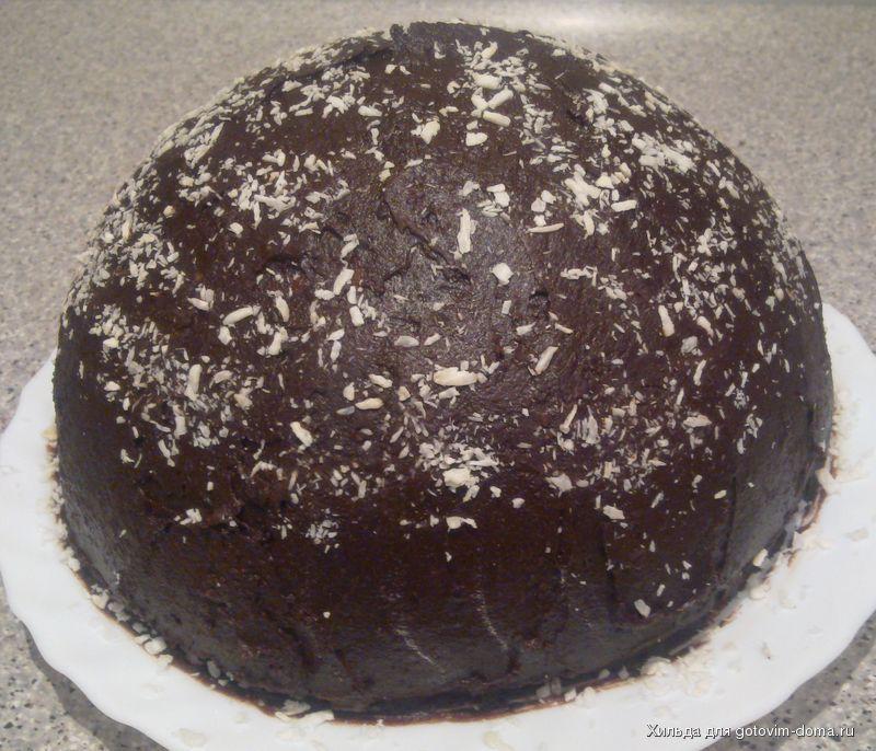 Торт купол с фото